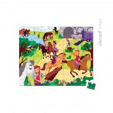 Janod Puzzle équitation-listing