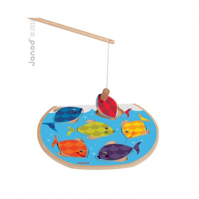 Janod Puzzle Speedy il pesce-listing
