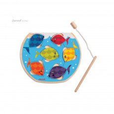 Janod Speedy the fish puzzle-listing