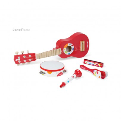Janod Musical set-product