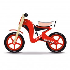 Vilac Motorrad Laufrad -listing