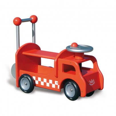 Vilac Ride-on fire truck-product