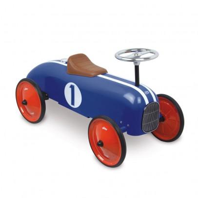Vilac Voiture de course porteur bleue-product