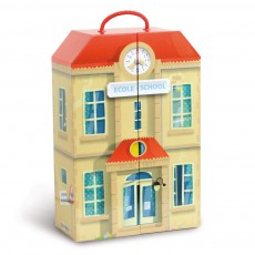 Vilac the little school in a suitcase-product