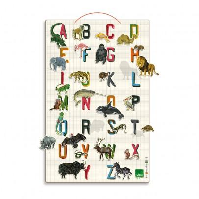 Vilac Nathalie Lété alphabet-listing