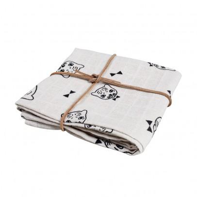 Budtzbendix Set of 2 swaddling blankets by Audrey Jeanne-product