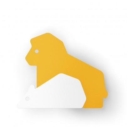 ENO Patère Le lion et le rat-listing
