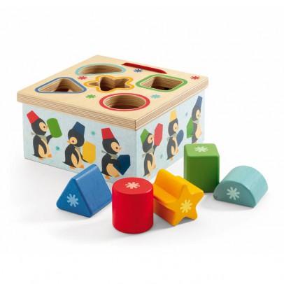 Djeco Caja de formas Geo Pingy-product