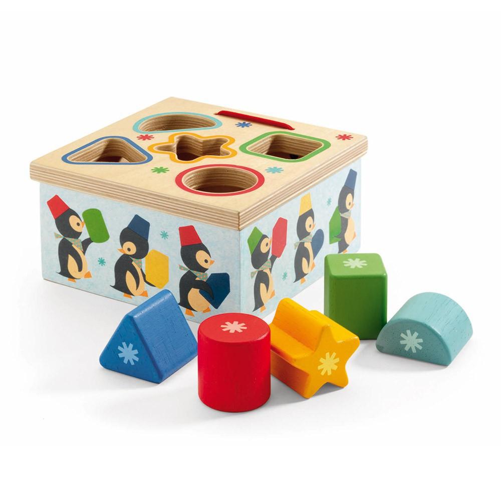 Caja de formas Geo Pingy-product
