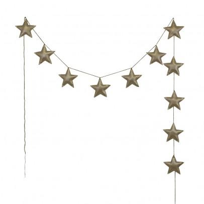 Numero 74 Guirnalda mini-estrellas --listing