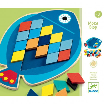 Djeco Mosa Blop magnetic game-product