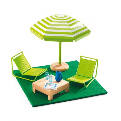 Djeco The terrace -product