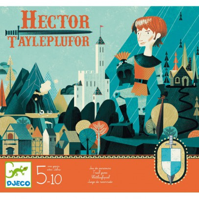 Djeco Hector tayleplufor-product