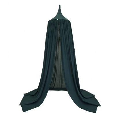 Numero 74 Bed canopy - petrol blue-listing