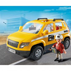 PLAYMOBIL® Site Supervisor's Vehicle, No. 5470-listing