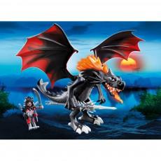 PLAYMOBIL® Grand Dragon royal avec flamme lumineuse  réf.5482-listing