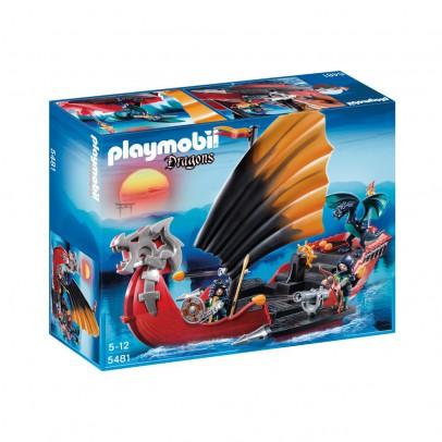 PLAYMOBIL® Vaisseau d'attaque du Dragon  réf.5481-listing