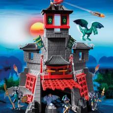 PLAYMOBIL® Secret Dragon Fort, No. 5480-product