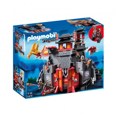 PLAYMOBIL® Fortezza imperiale del dragone  réf.5479-listing