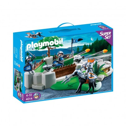 PLAYMOBIL® SuperSet Ritterbastion 4014-listing