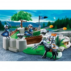 PLAYMOBIL® SuperSet Bastion des chevaliers réf.4014-listing