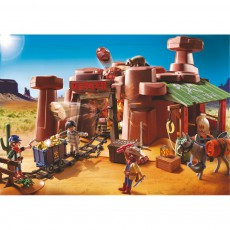 PLAYMOBIL® Mine d'or avec explosif réf.5246-listing