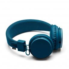 Urbanears Plattan headphones - Indigo blue-listing
