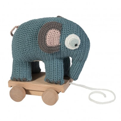 Sebra Elephant on wheels-listing
