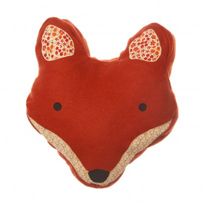 Sass & Belle Paddy the fox cushion-listing
