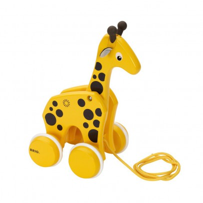 Brio Pull Along Giraffe-listing