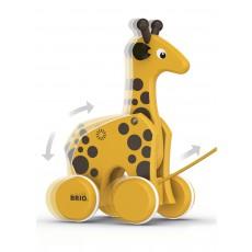 Brio Girafe à tirer-listing