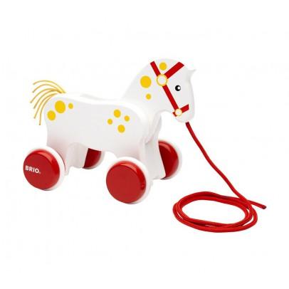 Brio Nachzieh-Pferd-listing