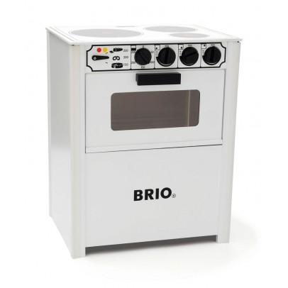 Brio Cuisinière blanche-listing