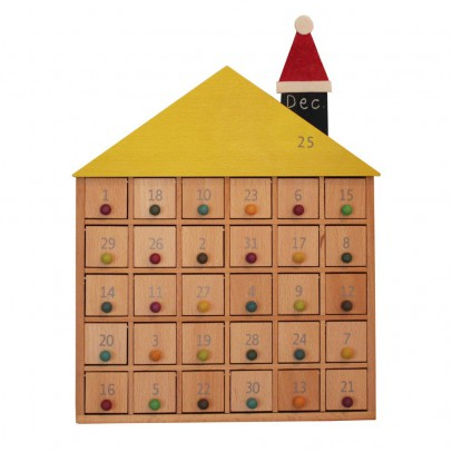 Kiko+ Apartment 31 Advent calendar-listing