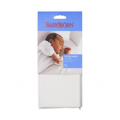 BabyBjörn Fitted Sheet for Cradle-listing