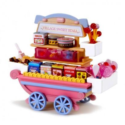 Sylvanian Stand de caramelos ambulante-listing