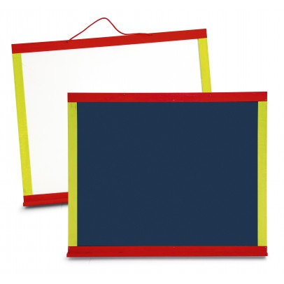 Jeujura Tabla de madera reversible-listing