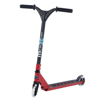 Micro Roller freestyle MX TRIXX - Rot-listing