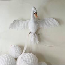 Tamar Mogendorff Cisne - Blanco-listing