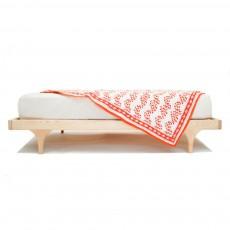 Kalon Studios Caravan bed - coral red-listing