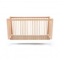 Nobodinoz Convertible crib - white-listing