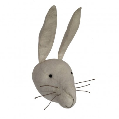 Fiona Walker White rabbit trophey-listing