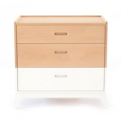 Nobodinoz 3-drawer Chest of Drawers - white-listing