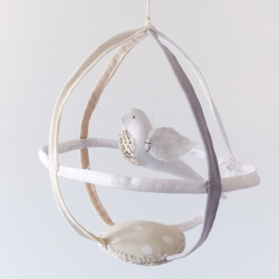 Tamar Mogendorff Oiseau dans sa cage-listing