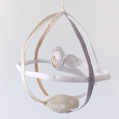 Tamar Mogendorff Uccello nella sua gabbia-listing