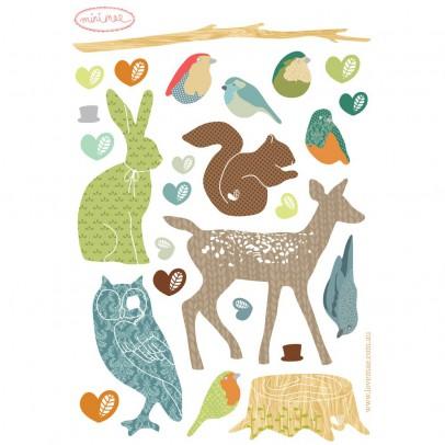 Love Mae Mini Animales del Bosque niño-listing