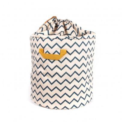 Nobodinoz Storage bag - zig zag-listing
