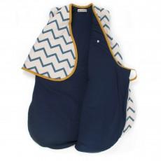 Nobodinoz Baby sleeping bag - zig zag-listing