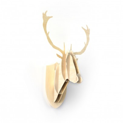 Moustache Trophée Cerf-listing