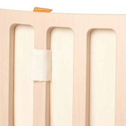 Leander Vanilla cot bumper-listing